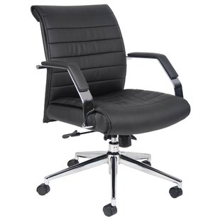 Boss Office Products Caressoft Plus Desk Chair