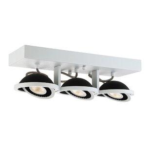 Vision 3-Light Semi Flush Mount by Eurofase