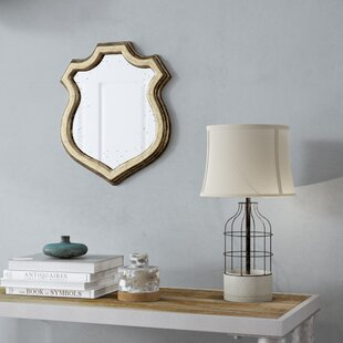 Roubaix Shabby Elegance Wall Mirror