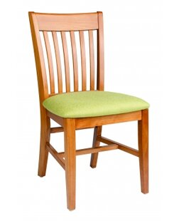 Henry Solid Wood Dining Chair Holsag