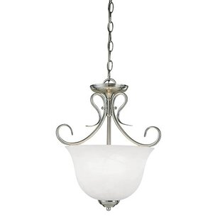 Millennium Lighting 3-Light Urn Pendant