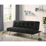 Heros Full 67 Tufted Back Convertible Sofa by Orren Ellis