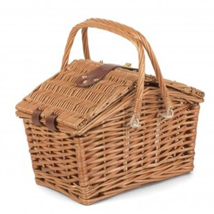 Swing Handle Hamper Picnic Basket By Brambly Cottage