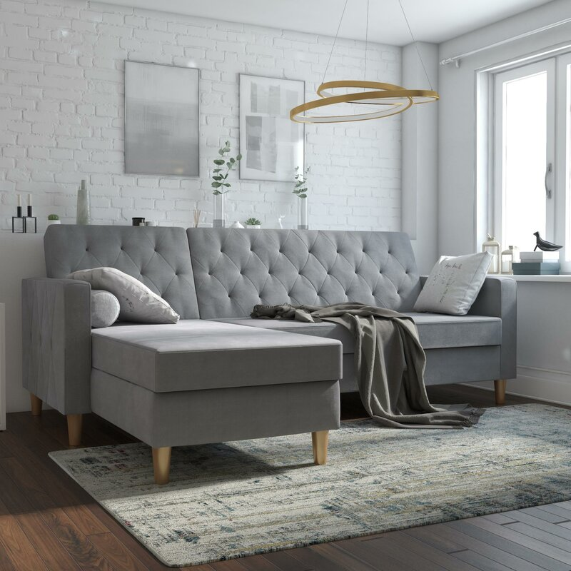 CosmoLiving Liberty sectional   Item# 12344