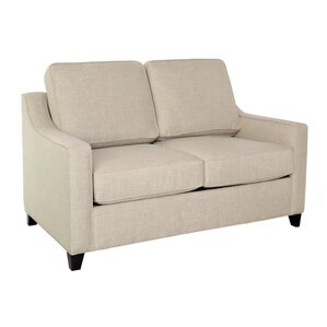 Clark Loveseat Sleeper Sofa by Edgecombe Furniture