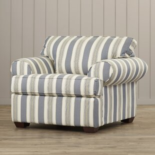Clarence Armchair by Rosecliff..