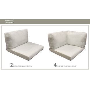 Tell Us Canora Grey Fretwork Chaise Outdoor Chaise Lounge Cushion Smart Choice