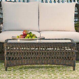 Birch Lane™ Rosemead Wicker Coffee Table
