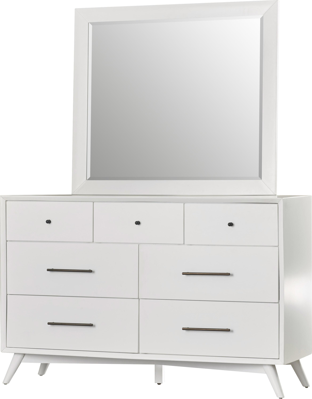 Parocela modern contemporary dresser mirror reviews allmodern