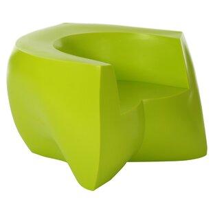 Heller Frank Gehry Barrel Chair