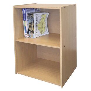 Standard Bookcase by Symple Stuff Great Reviews