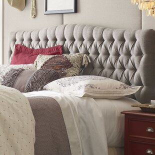 Celeste Upholstered Panel Headboard by Elle Decor