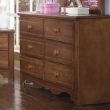 Totten 6 Drawer Double Dresser by August Grove®