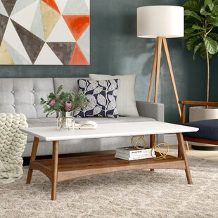 Erin Coffee Table by Langl..
