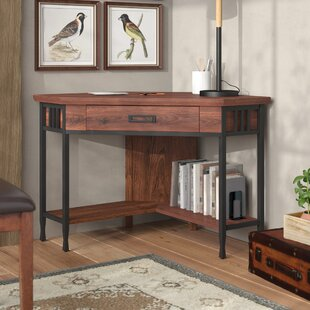 Price comparison Braunste Corner Desk By Three Posts