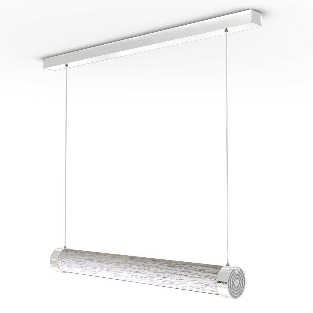 Warner 1-Light LED Kitchen Island Pendant