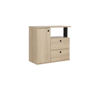 Price Sale Violet 2 Drawer Combi Chest