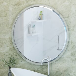Ebern Designs Enciso Wall Bathroom/Vanity Mirror