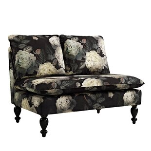 Shop Jazmine Settee by Charlton Home