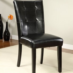 Parker Tufted Back Side Chair (Set of 2) by Hokku Designs