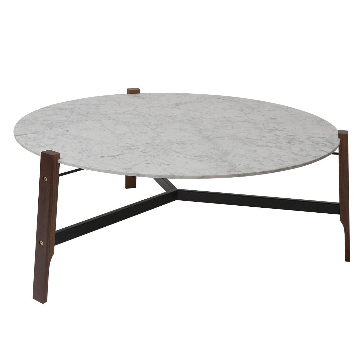 Free Range Coffee Table - Modern Marble Coffee Tables AllModern