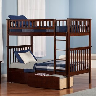 Shopping for Shyann Twin Bunk Bed with Storage ByViv + Rae