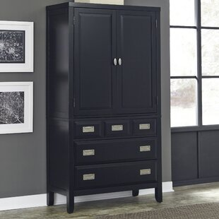 Home Styles Prescott 3 Drawer Gentleman's Chest Image