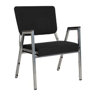 Stacking Chair with cushion by Offex