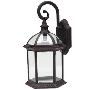 Sibley Outdoor Flush Mount by Charlton Home