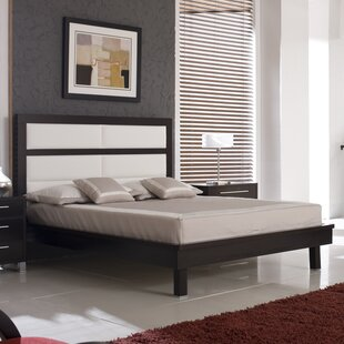 Latitude Run Sibley Upholstered Platform Bed