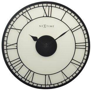 Alayna 17.38 Wall Clock by Charlton Home