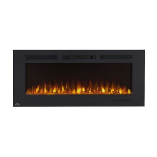 Allure Phantom Wall Mounted Electric Fireplace by Napoleon SKU:EB411226 Price Compare