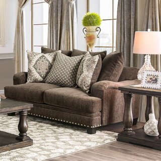 Weinman Loveseat by Darby Home Co SKU:EB972946 Information
