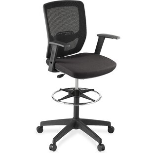 Lorell Breathable High-Back Mesh Desk Chair