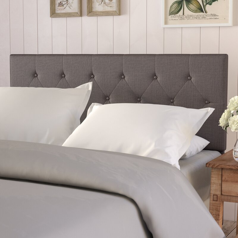 eton upholstered panel headboard - Headboard Of Bed