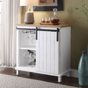 Reider Bar with Wine Storage by Gracie Oaks