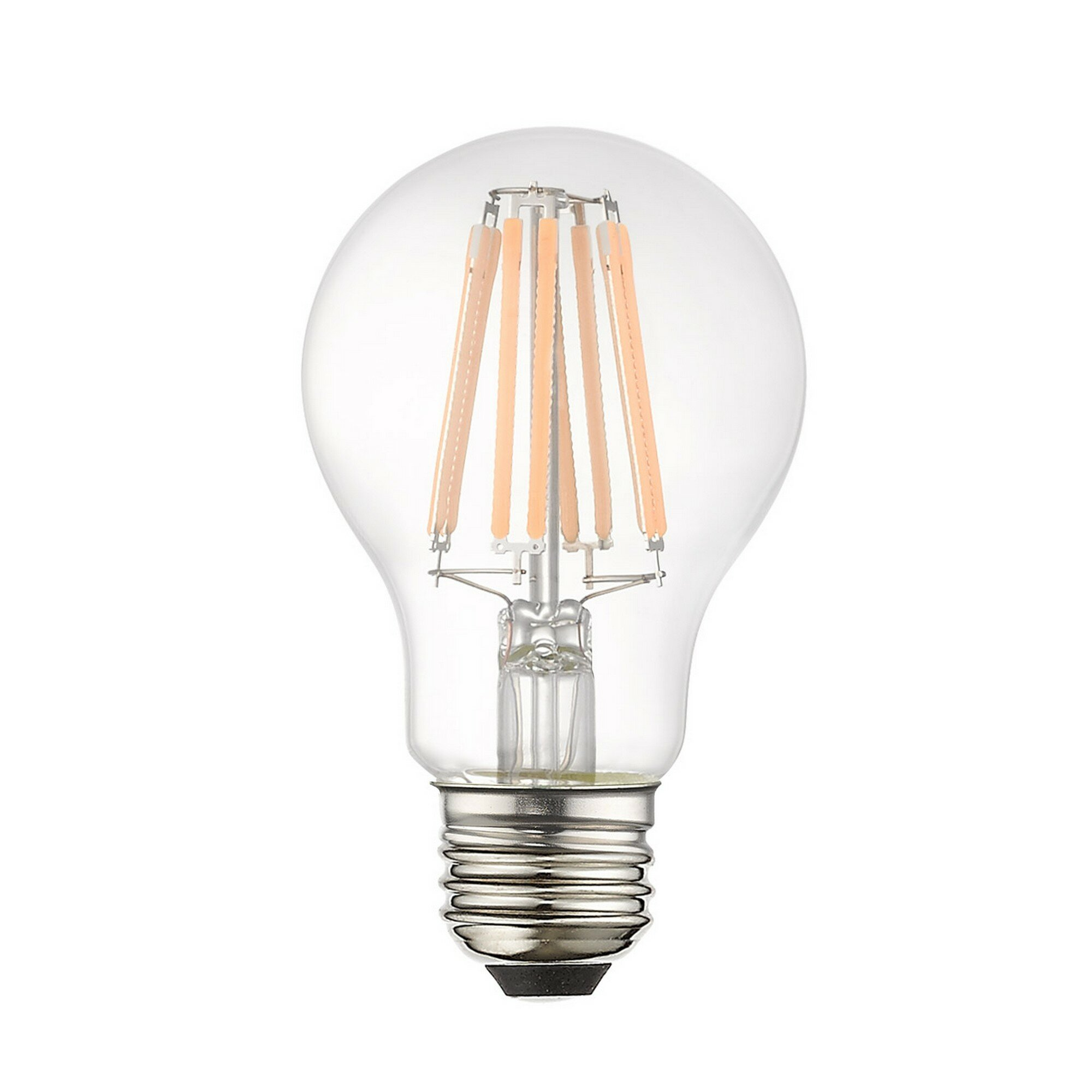 Livex Lighting 8 5 Watt 75 Watt Equivalent A19 Led Dimmable Light Bulb Soft White 3000k E26 Medium Standard Base Reviews Wayfair