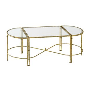 Aaliyah Coffee Table Set By Fairmont Park