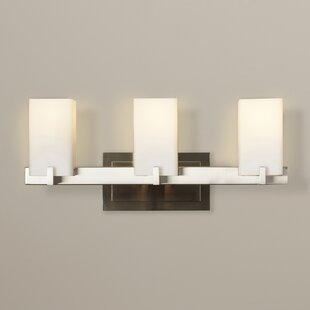 Orren Ellis Perrodin 3-Light Vanity Light