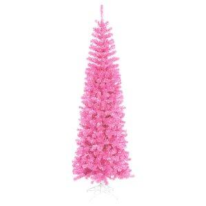 Pink Christmas Trees You'll Love | Wayfair