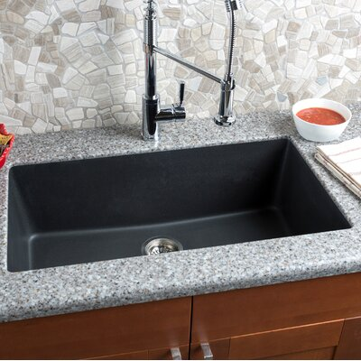 33 X 18 5 Granite Extra Large Single Bowl Kitchen Sink