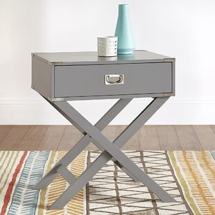 Marotta 1 Drawer End Table..