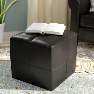 Look for Starwood Cube Ottoman By Andover Mills