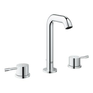 Grohe Essence New Double Handle Deck Moun..