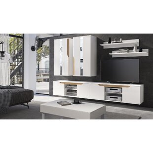 Marble Hill Entertainment Unit For TVs Up To 50