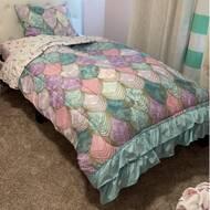 Highland Dunes Faywood Mermaid Comforter Set Reviews Wayfair