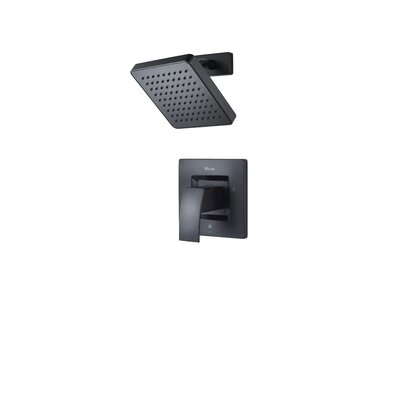 Find The Perfect Matte Black Shower Faucets Amp Systems