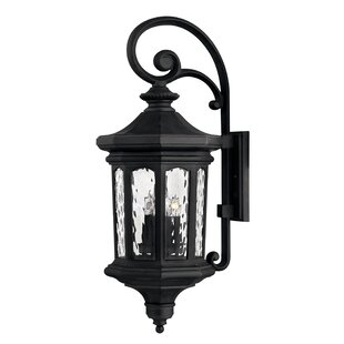 Raley 4-Light Outdoor Wall Lantern