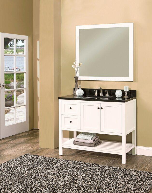 Hampton Bay Bathroom Cabinets. Hampton Bay 42 Single Bathroom Vanity With Mirror