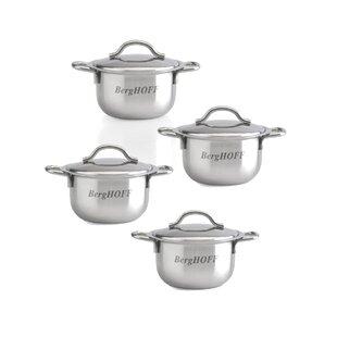 Mini Pots (Set of 4)